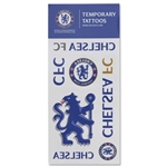 Chelsea Temporary Tattoo Sheet