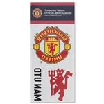 Manchester United Tattoo Sheet