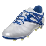 adidas Messi 15.1 Junior FG (White/Prime Blue/Black)