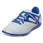 adidas Messi 15.3 IN Junior (White/Prime Blue/Black)
