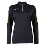 Nike Squad Women's Long Sleeve Midlayer Top (Bk/Fg)