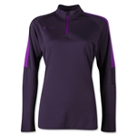 Nike Squad Women's Long Sleeve Midlayer Top (Purple)