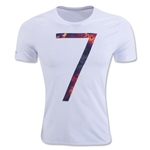 Nike CR Logo T-Shirt (White)