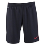 Nike Strike Woven Short (Black/Red)