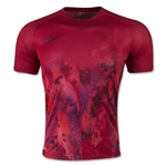 Nike Flash CR7 Top (Red/Black)