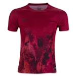 Nike Boys Flash CR7 Top (Red/Black)
