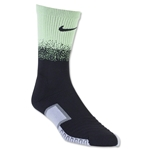 Nike Elite MatchFit Dipped in Black Crew Sock (Manchester City)