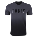 Paris Saint-Germain Match T-Shirt (Black)