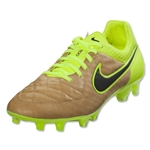 Nike Tiempo Legend V FG (Canvas/Black)