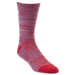 Under Armour Sportsweat Tech Twist Sock (Red)