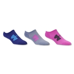 Under Armour Women's Armourpulse Solo Sock (Gray)