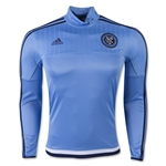 New York City FC Training Top