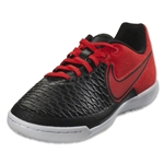 Nike Magista X Pro IC Junior (Black/Challenge Red)