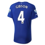 Everton 15/16 GIBSON Home Soccer Jersey
