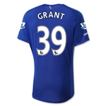 Everton 15/16 GRANT Home Soccer Jersey