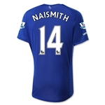 Everton 15/16 NAISMITH Home Soccer Jersey