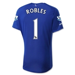 Everton 15/16 ROBLES Home Soccer Jersey