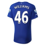 Everton 15/16 WILLIAMS Home Soccer Jersey