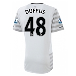 Everton 15/16 DUFFUS Away Soccer Jersey