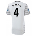 Everton 15/16 GIBSON Away Soccer Jersey