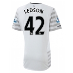 Everton 15/16 LEDSON Away Soccer Jersey