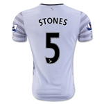 Everton 15/16 STONES Away Soccer Jersey
