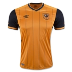 Hull City 15/16 Home Soccer Jersey