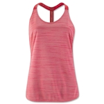 Nike Elastika Heather Women's Tank (Orange)