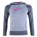 Nike KO 3.0 OTH Youth Hoody (Gray)