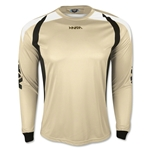 Meazza Goalkeeper Jersey (Vegas Gold)