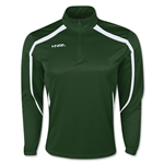 Catenaccio 1/4-Zip Training Jacket (Dark Green)