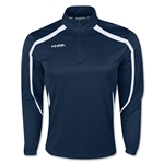 Catenaccio 1/4-Zip Training Jacket (Navy)