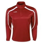 Catenaccio 1/4-Zip Training Jacket (Red)