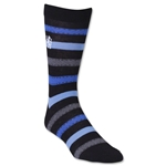 Chelsea Stripe Lion Crest Sock