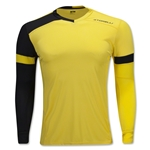Storelli Exoshield Goalkeeper Jersey (Yellow)