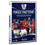 Premier League Skill Factor DVD