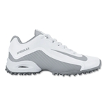Nike Women's Speedlax Turf (White/Wolf Grey)