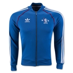 Chelsea adidas Originals Superstar Track Top