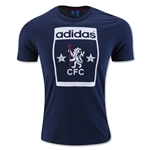 Chelsea adidas Originals Tongue Label T-Shirt