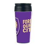 Orlando City Travel Mug
