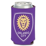 Orlando City Can Coozie