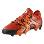 adidas X 15.1 FG/AG Junior (Bold Orange/Black)