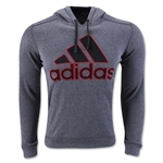 adidas Go-To Performance Fleece Hoody (Sv/Black)