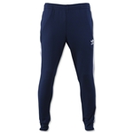 adidas Superstar Cuffed Track Pant (Navy)