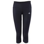 adidas Performer Mid Rise 3/4 Women's Tight (Black)