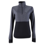 adidas Limitless Half Zip Women's Jacket (Black)