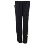 adidas Ultimate Fleece Logo Adjustable Pant (Black)