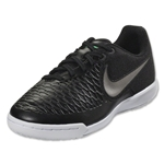 Nike Magista X Street Pro IC Junior (Black/Metallic Pewter/Green Glow)
