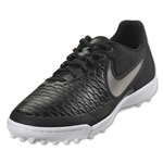 Nike Magista X Pro TF (Black/Metallic Pewter/Green Glow)