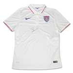 Steiner Sports Tim Howard Signed USA Jersey (JSA)